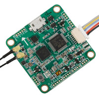 FrSky XMF3E F3EVO Flight Controller with built-In XM Receiver - EU LBT -